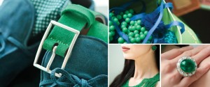 PANTONE COLOR OF THE YEAR 2013 - Emerald 17-5641
