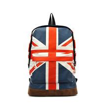Great Women's Nylon Casual Zipper Backpack