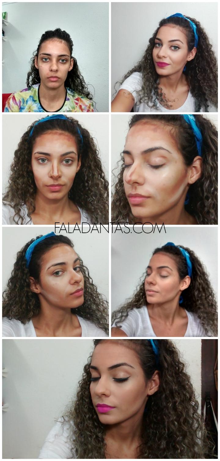 como+afinar+rosto+nariz+com+maquiagem+faladantas