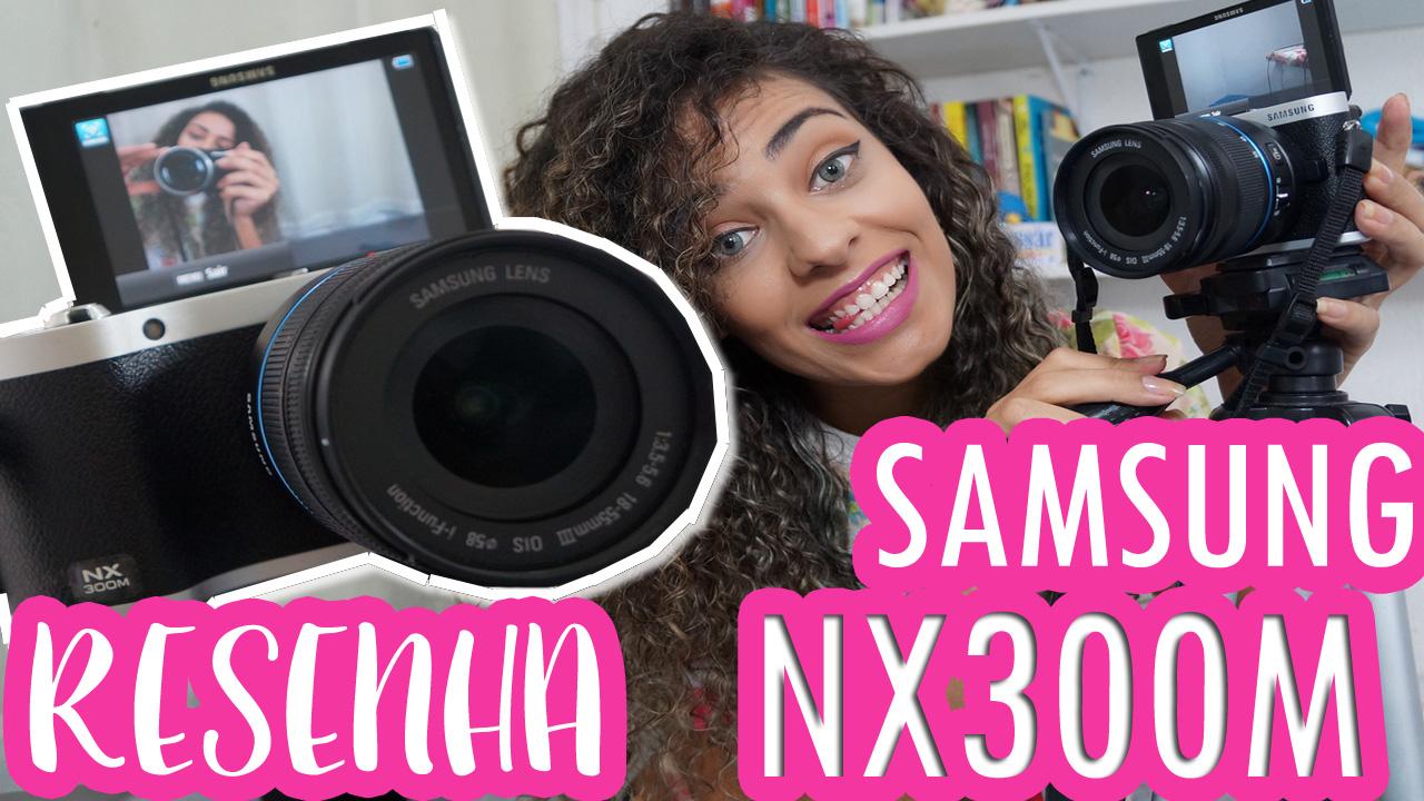 camera+fotografica+samsung+nx300m