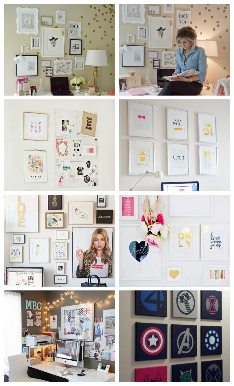 decoracao+de+quartos+quadros+parede+faladantas