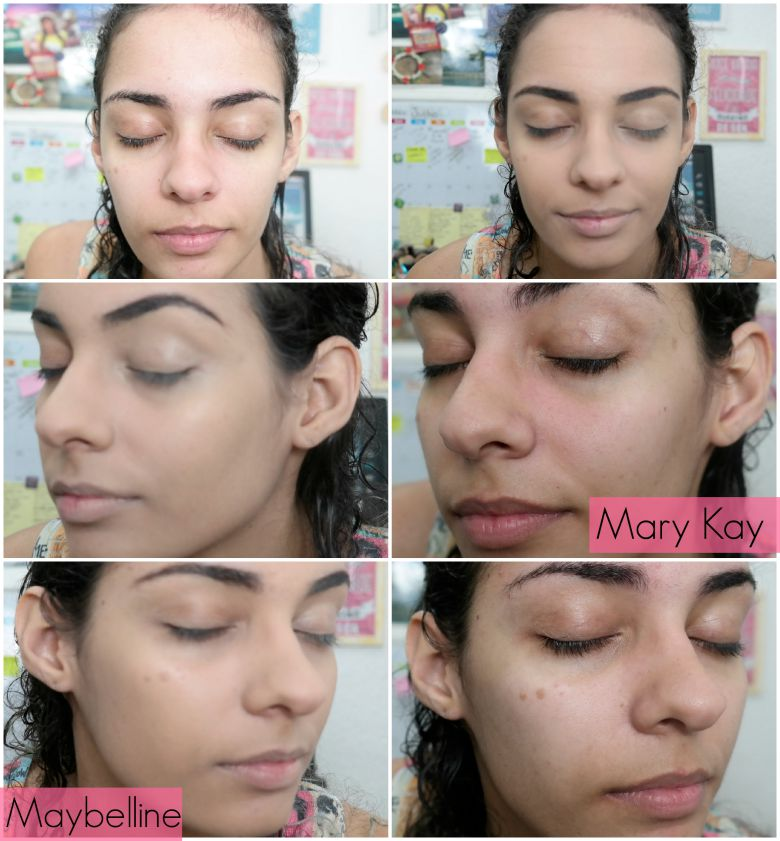 base+marykay+maybelline