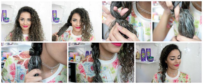 cabelos+cacheados+penteados