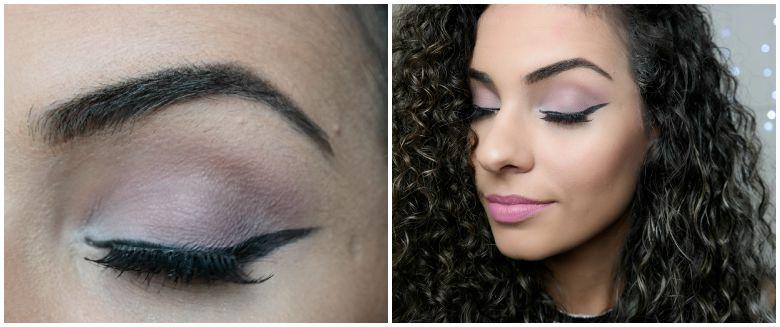 maquiagem+lilás