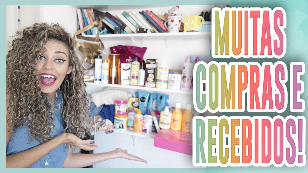 COMPRAS+RECEBIDOS+FALADANTAS+LOREAL+MELISSA+FOREVER21