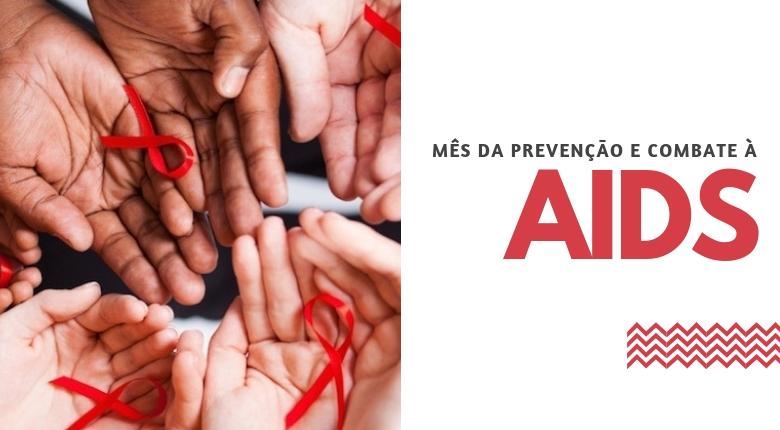 DEZEMBRO VERMELHO: MÊS DA PREVENÇÃO E COMBATE À AIDS