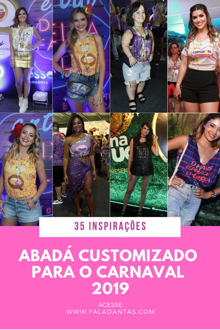 Abadá Customizado Para O Carnaval 2019 Fala Dantasfala Dantas
