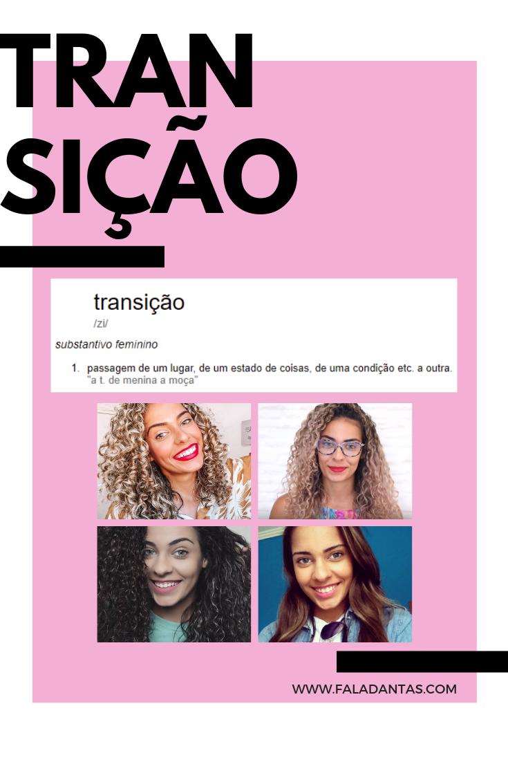KIT BÁSICO PRA TRANSIÇÃO CAPILAR
