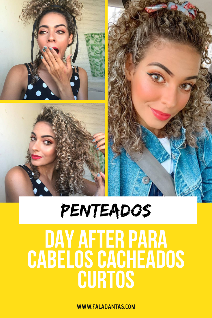 PENTEADOS PARA DAY AFTER