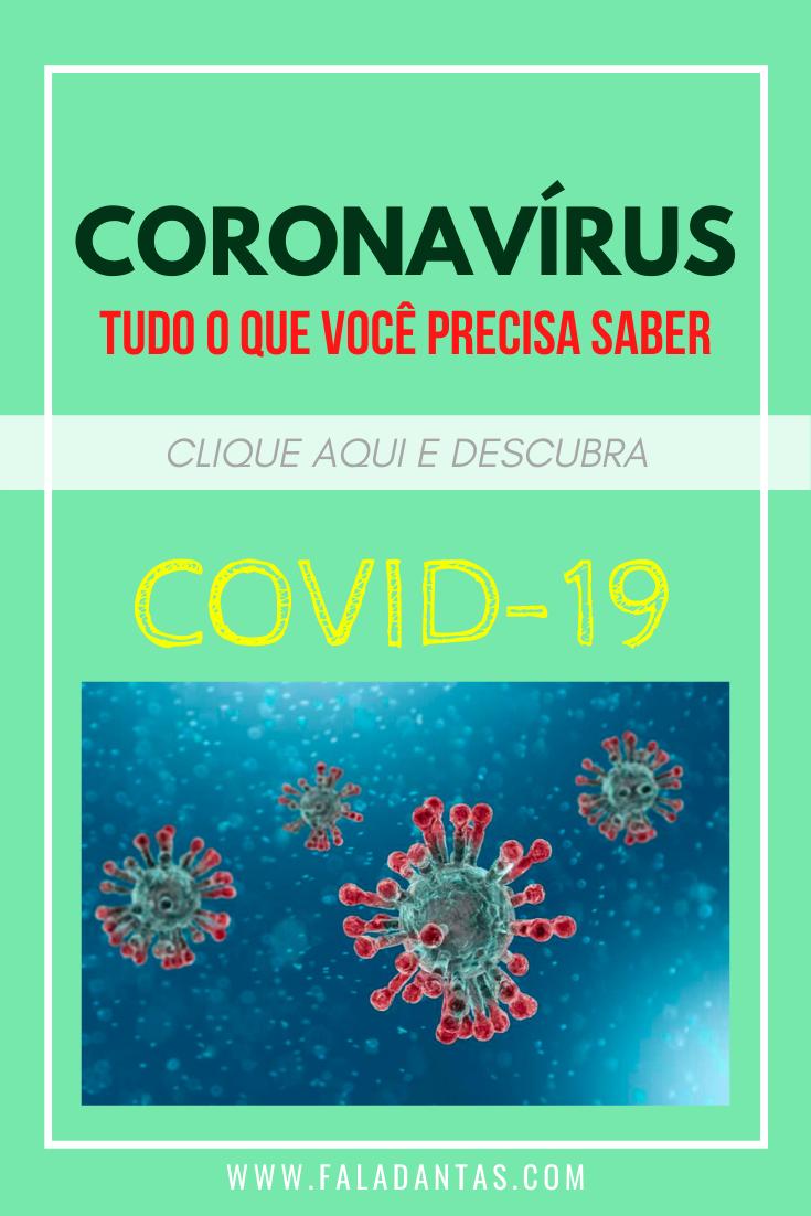 Coronavírus: o que você precisa saber?