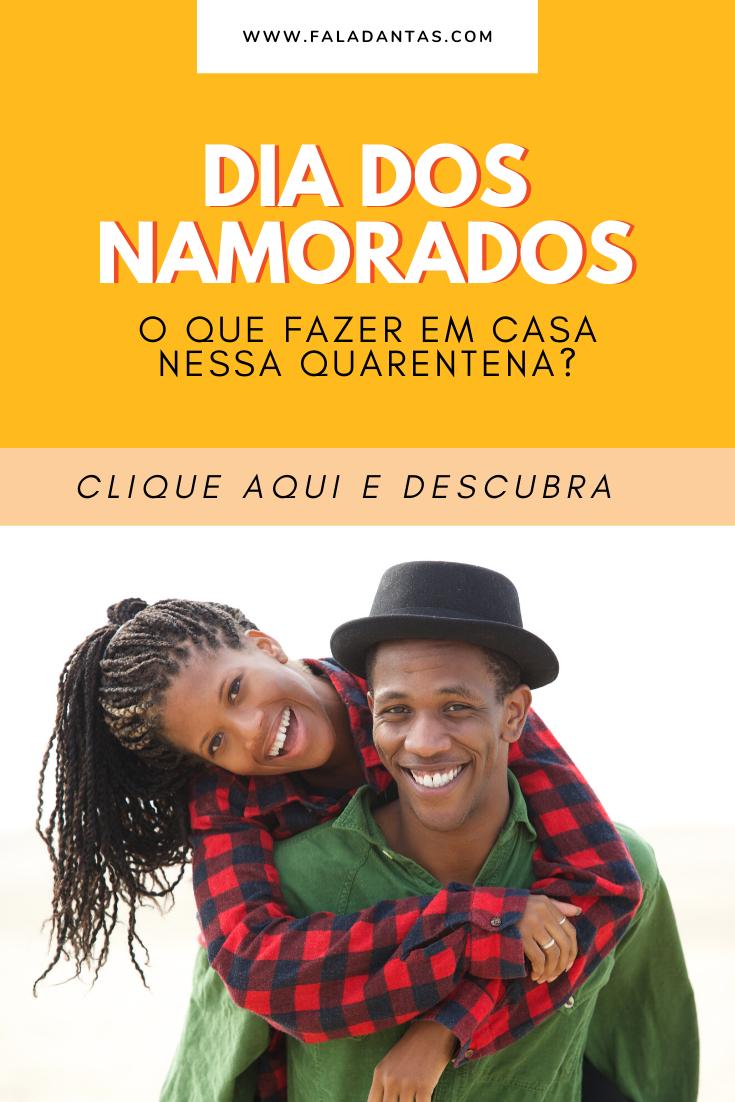 O QUE FAZER EM CASA NO DIA DOS NAMORADOS