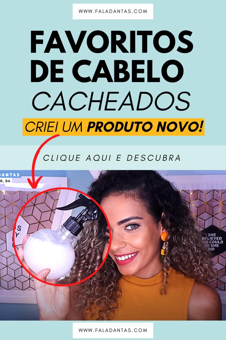FAVORITOS DE CABELO CACHEADOS