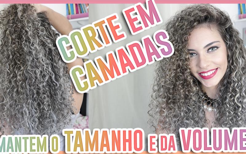 COMO CORTAR O CABELO EM CASA+FALADANTAS