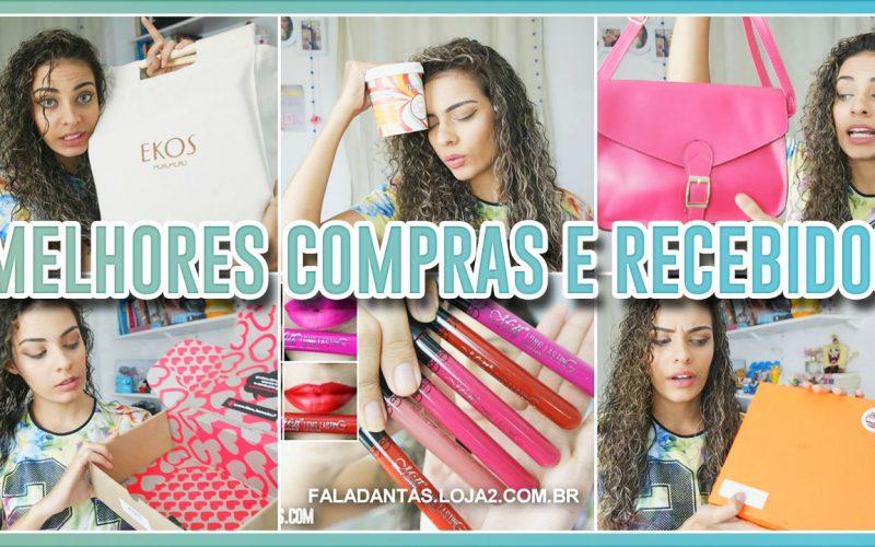 COMPRA+RECEBIDOS+MAQUIAGEM+NATURA+DESIRIUS+QDB+ROUPAS