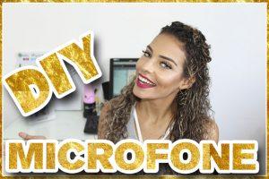 DIY+MICROFONE+GRAVAR+VIDEOS+FALADANTAS